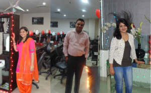 management & decoration