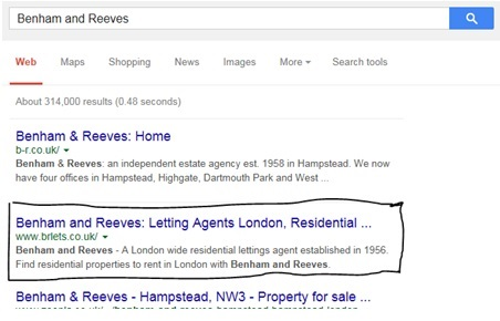 Case Study - Benham and Reeves Lettings