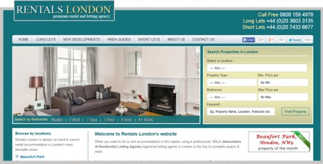 Rentals London Premium Rental and Letting Agency