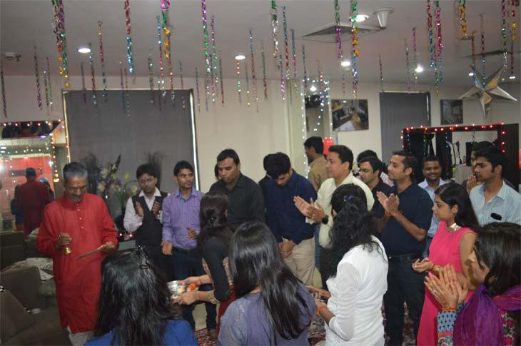 isglobalweb anniversary pooja