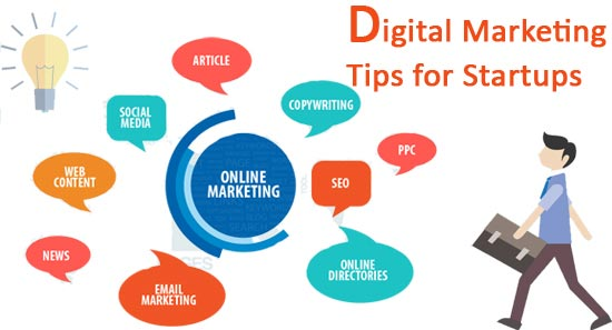 Digital Marketing Tips for Small Businesses & Startups