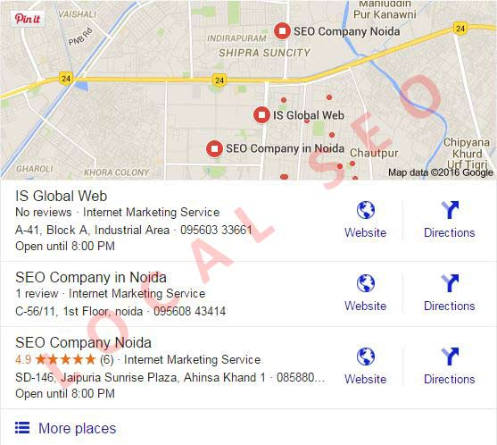 Local SEO Tips - SEO Services in Noida