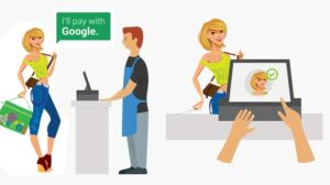 Use Google's Digital Wallet and Pay for Things by Using Your Face Only