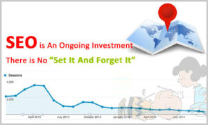 seo is an ongoing investment
