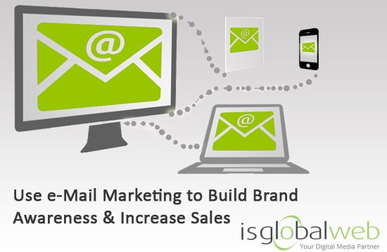 Facebook Marketing Strategy: Use e-Mail Marketing to Build Brand Awareness & Increase Sales