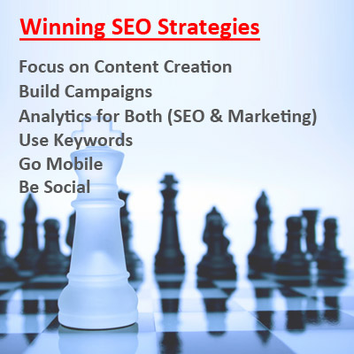Winning SEO Strategies for Startups