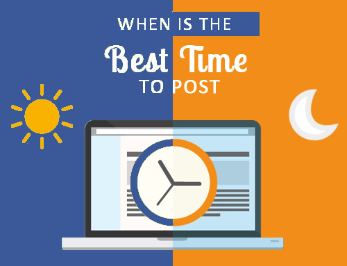 Facebook marketing tips- Figure out best time to post