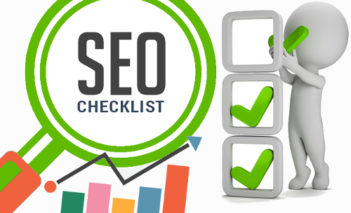 SEO Checklist to diagnose drop in Rankings