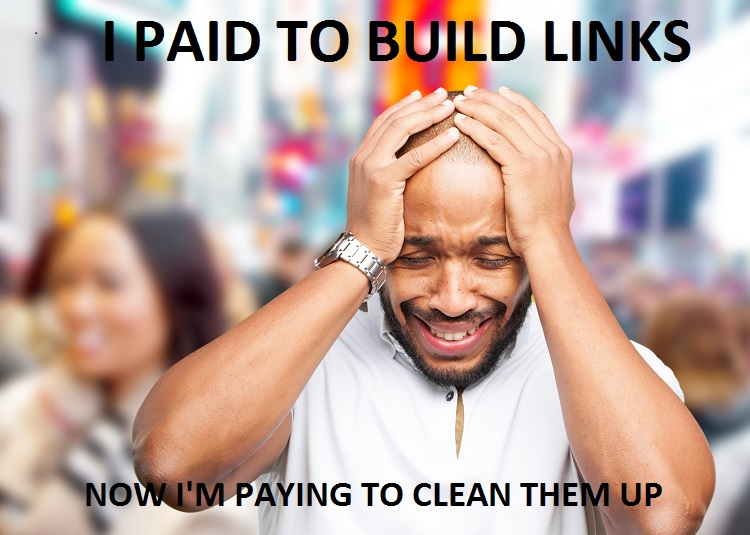 Paid and unnatural link