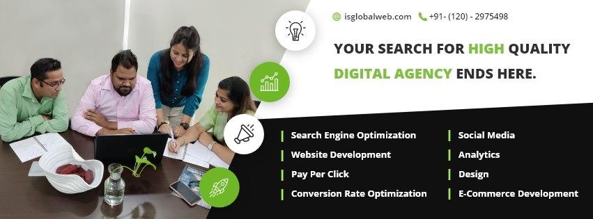 IS Global Digital marketing Company